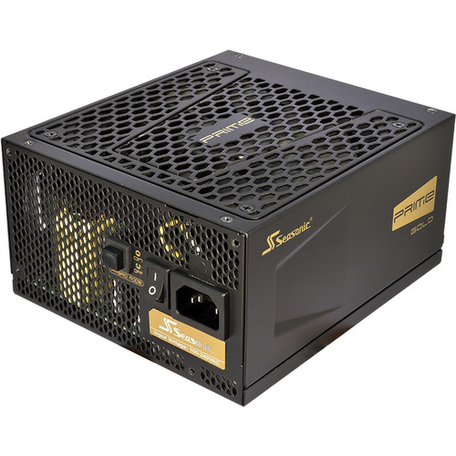 SeaSonic Electronics PRIME 1200W 80 Plus Gold ATX Modular Power Supply