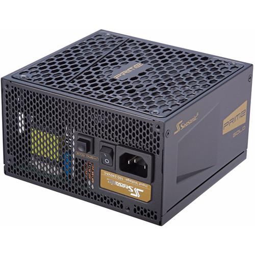SeaSonic Electronics Prime Ultra Gold Series 550W 80 Plus Gold Modular ATX Power Supply