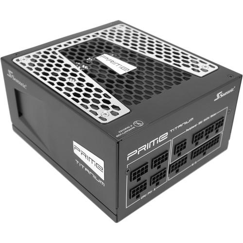 SeaSonic Electronics PRIME Titanium 650W 80 Plus Titanium Modular Power Supply