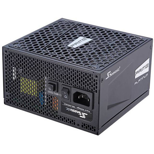 SeaSonic Electronics Prime Ultra 750W Platinum Modular Power Supply