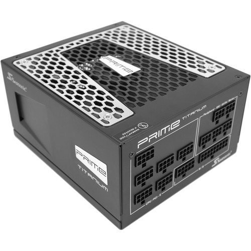 SeaSonic Electronics PRIME Titanium 750W 80 Plus Titanium Modular Power Supply