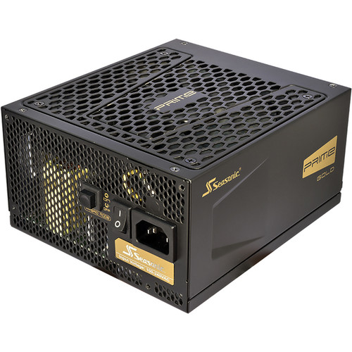 SeaSonic Electronics PRIME 850W 80 Plus Gold ATX Modular Power Supply