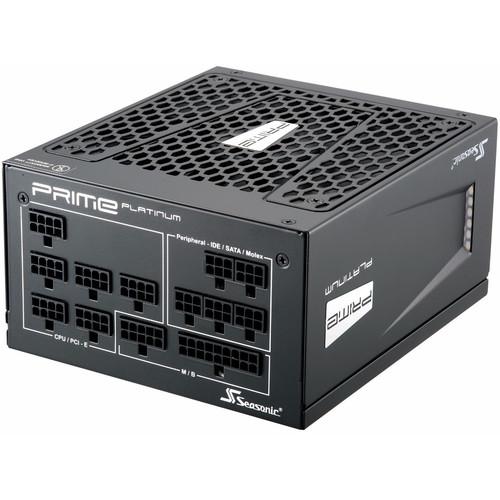 SeaSonic Electronics Prime Ultra 850W 80-PLUS Platinum Modular Power Supply