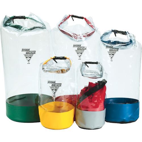 Seattle Sports Glacier Clear Dry Bag (XL, 55L, Gray)