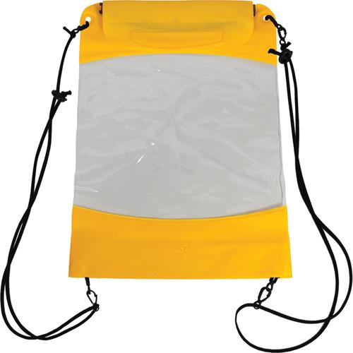 Seattle Sports E-Merse GoPack Dry Bag (10.5L, Yellow)