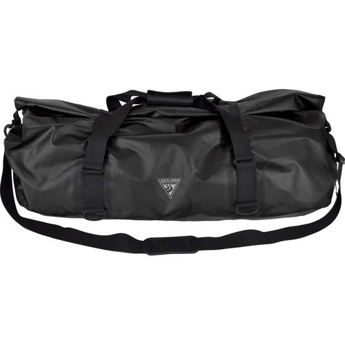 Seattle Sports NAV Waterproof Duffel Bag (Large, 125L, Black)