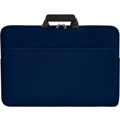 """Second Skin 17"""" Tote with Handles (Navy)"""