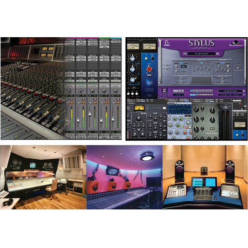 Secrets Of The Pros Pro Recording-Mixing Bundle