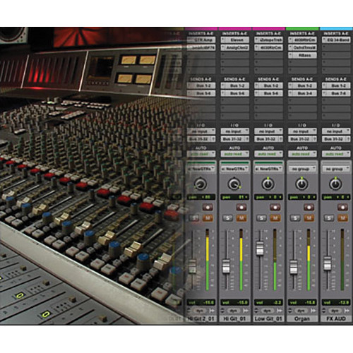 Secrets Of The Pros Recording and Mixing Series (RMS) Level 1 (Download)