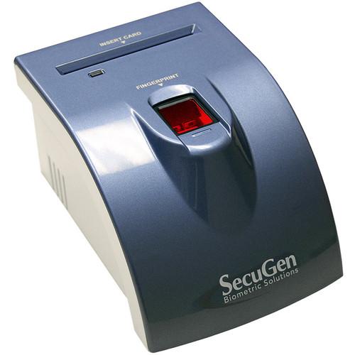 SecuGen Corporation iD-USB SC Fingerprint Scanner and Card Reader