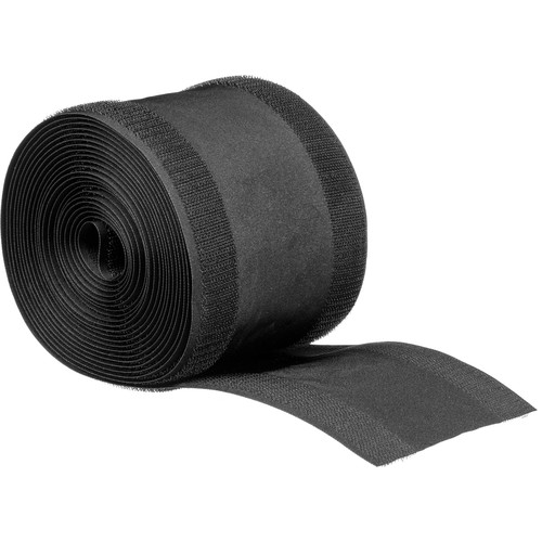 Secure Cord Boxed Nylon Carpet Cable Cover (16.5', Black)