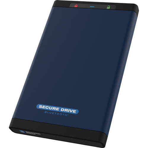 SecureData Securedrive  8TB Solid State Drive with Bluetooth BT Fips 140-2 Authentication