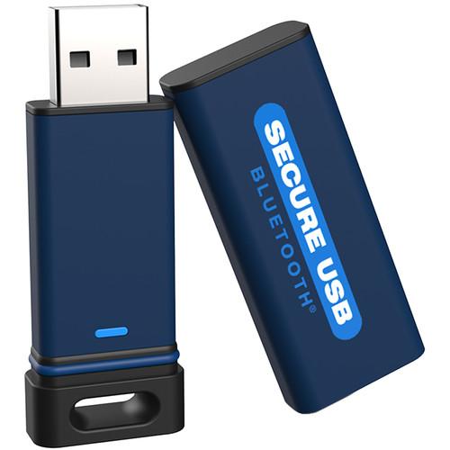 SecureData SecureUSB BT 64GB Hardware Encrypted Flash Drive