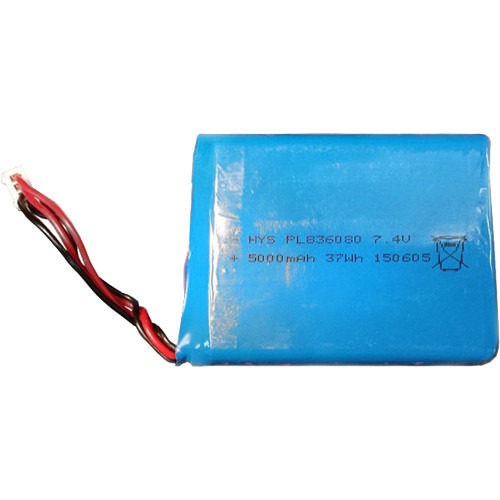 "SecurityTronix SecurityTronix Lithium Ion Polymer Battery for IP Buddy+ Series 4.3"" Touch Screen"