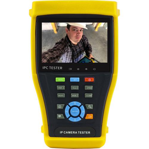 SecurityTronix ST-HDoC-TEST-MINI2 IP and Analog Mini Test Meter