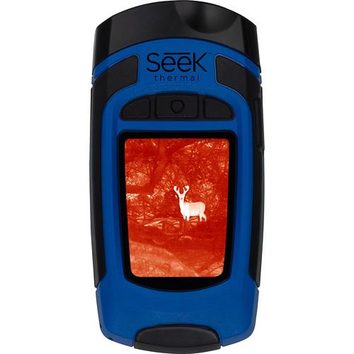 Seek Thermal Camera >> Seek Thermal Reveal Handheld Thermal Imager (Blue, 9 Hz ...