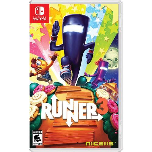 Sega Runner3 (Nintendo Switch)