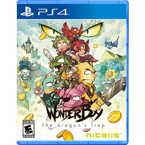 Sega Wonder Boy: The Dragon's Trap (PS4)