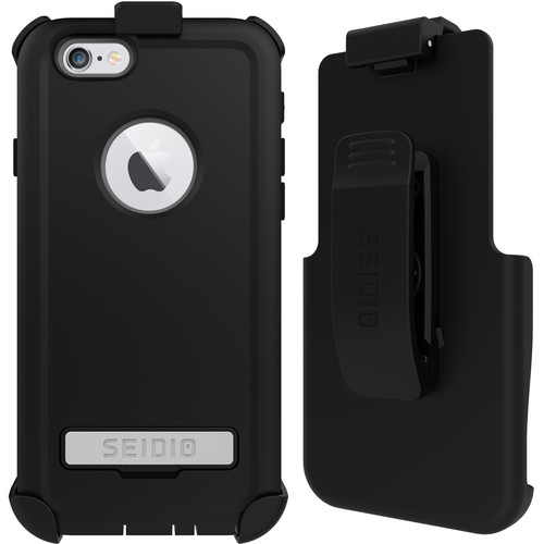 Seidio CONVERT Case for iPhone 6/6s (Black)