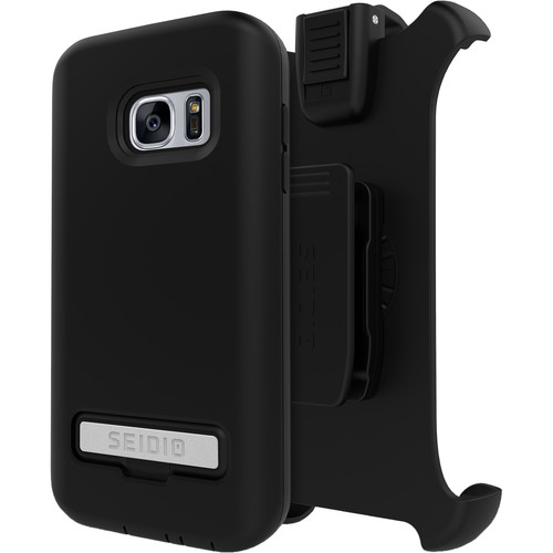 Seidio CONVERT Case for Galaxy S7 (Black)
