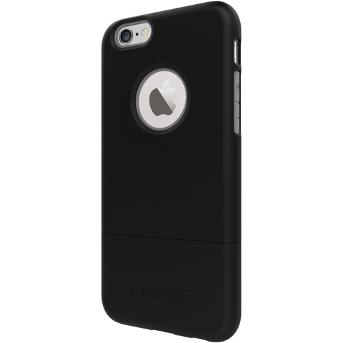 Seidio SURFACE Case for iPhone 6/6s (Black)