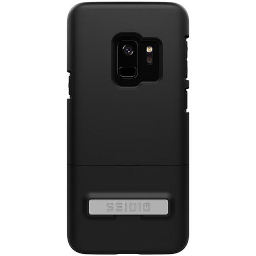 Seidio Surface Case for Samsung Galaxy S9 (Black/Black)