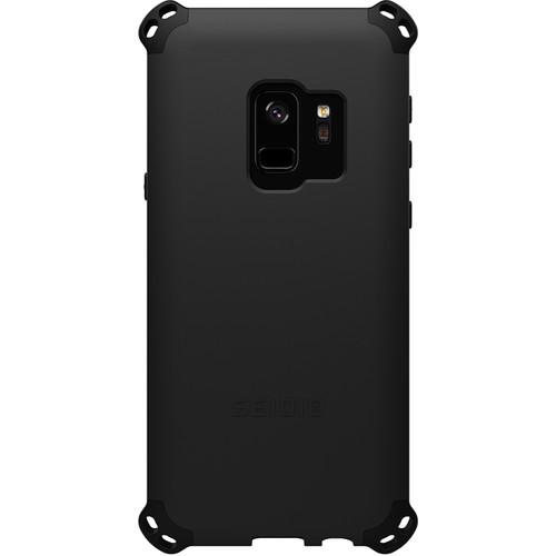 Seidio Dilex Case for Samsung Galaxy S9 (Black/Black)