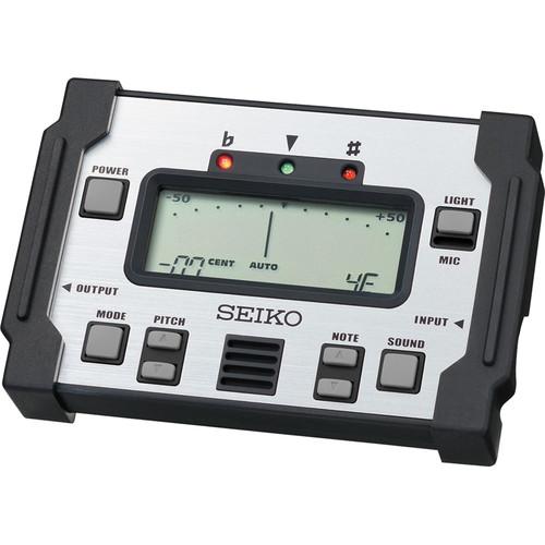 SEIKO SAT800 Heavy-Duty Chromatic Tuner