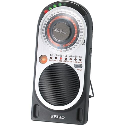 SEIKO SQ70 Multi-Function Quartz Metronome