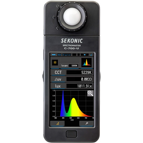 Sekonic C-700-U SpectroMaster Color Meter