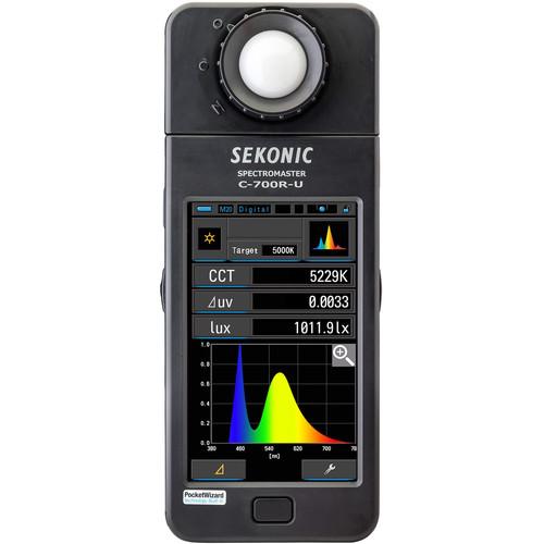Sekonic C-700R-U SpectroMaster Color Meter