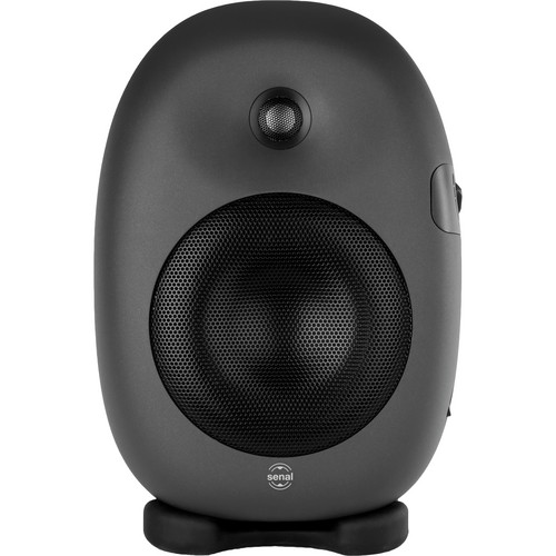 "Senal ASM-6 Professional Two-Way Active 6.5"" Studio Monitor Speaker (Single)"