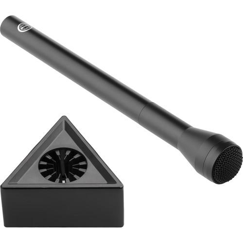 Senal ENG-18RL Long Handheld Broadcast Omnidirectional Dynamic Microphone with Mic Flag Kit