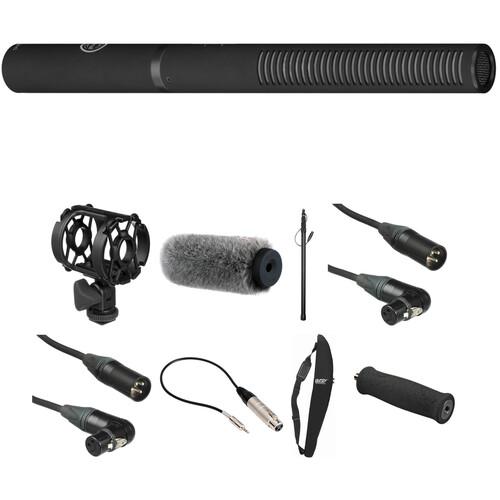Senal MC24-EL (Long) Complete Shotgun Microphone & HDSLR Kit