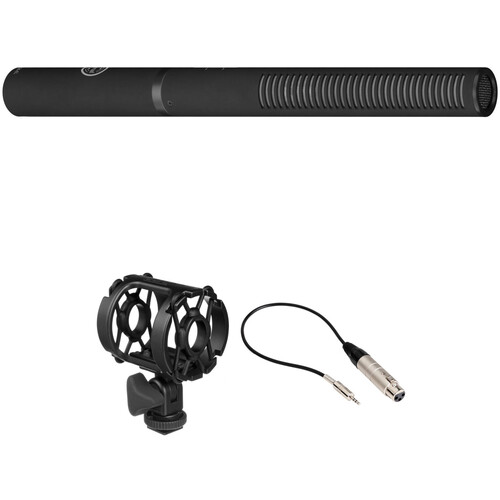 Senal MC24-EL Long Condenser Shotgun Microphone Kit