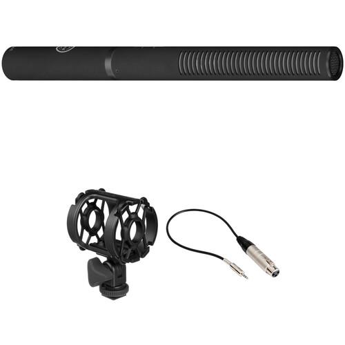 Senal MC24-EL Long Condenser Shotgun Microphone Kit