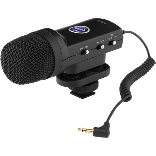 Senal SCS-98 DSLR/Video Stereo Microphone