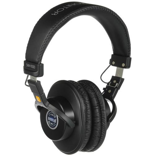 Senal SMH-1000 Professional Field and Studio Monitor Headphones (3-Pack)