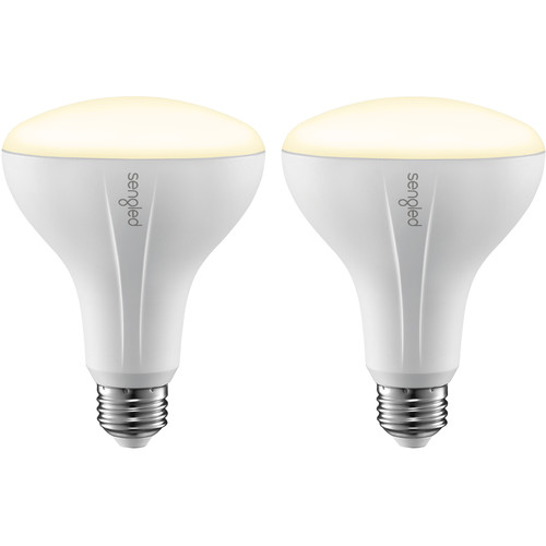 Sengled Element Classic BR30 LED Bulb (Soft White, 2-Pack)