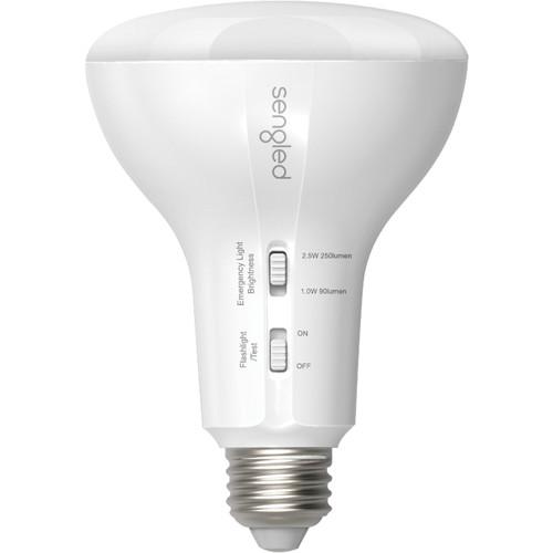 Sengled Everbright BR30 LED Light Bulb with Built-In Battery (Soft White)