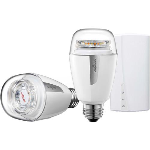 Sengled Element Plus A19 LED Bulb with Tunable White Light Starter Kit (2-Pack)