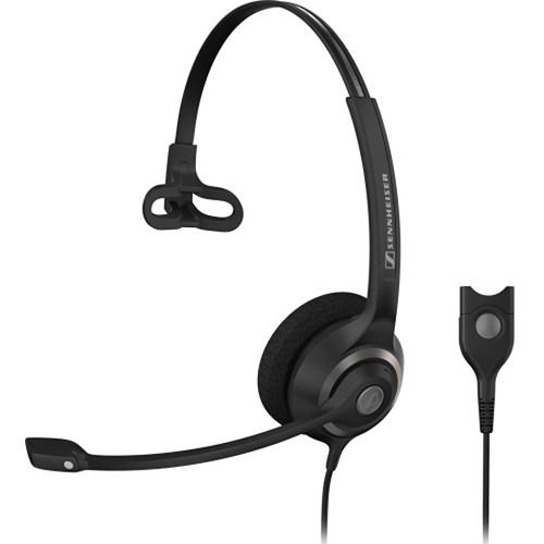 Sennheiser SC 230 Monaural Noise-Cancelling Wideband Headset (Black w/ Silver)