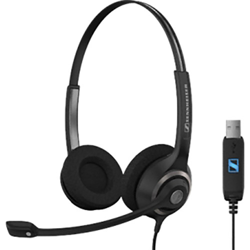 Sennheiser SC 260 USB Professional Wired Headset