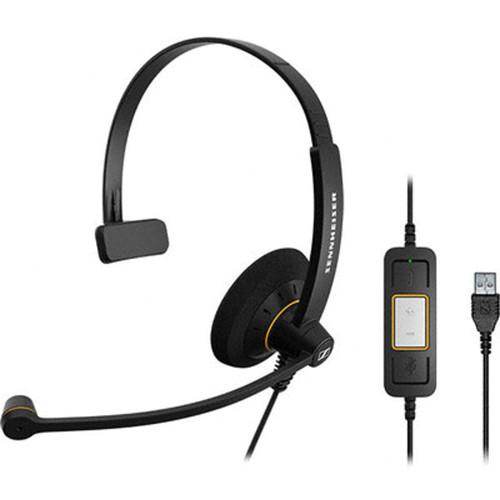 Sennheiser SC 30 USB ML Culture Monaural Headset for Microsoft Lync