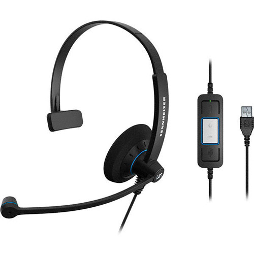 Sennheiser SC 30 USB CTRL Monaural Headset