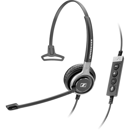 Sennheiser SC 630 USB CTRL Monaural Office Headset