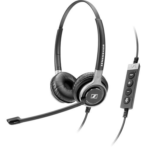 Sennheiser SC 660 USB CTRL Binaural Office Headset