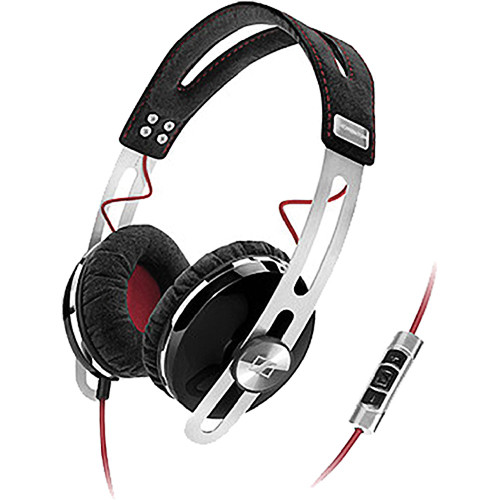 Sennheiser Momentum On-Ear Headphones (Black)