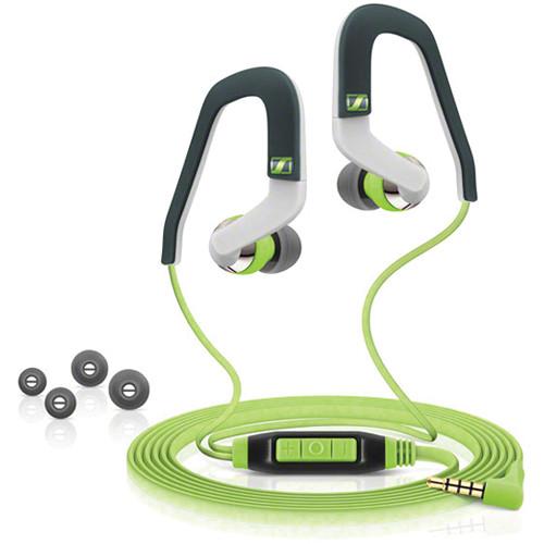 Sennheiser OCX 686i Sports Earphones (with Microphone Remote Control, iOS)