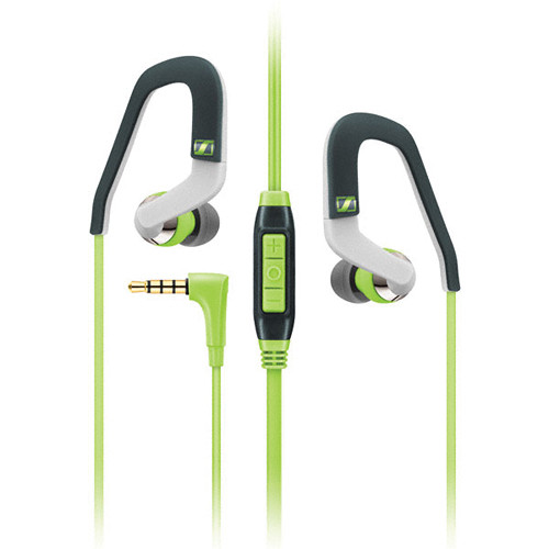 Sennheiser OCX 686G Sports Earphones (with Microphone Remote Control, Android)
